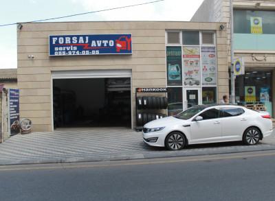 Forsaj Avto - Ehtiyat hissələri