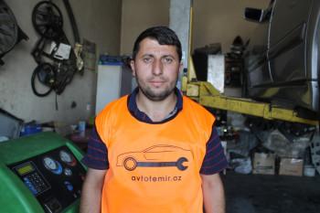 Aslan Həsənov