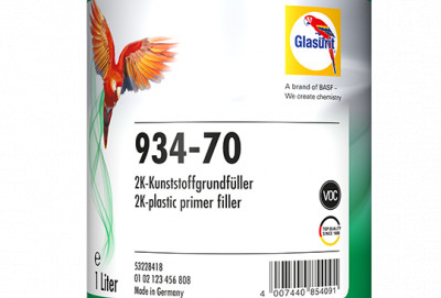 Qrunt ağ plastik-Glasurit 934-70