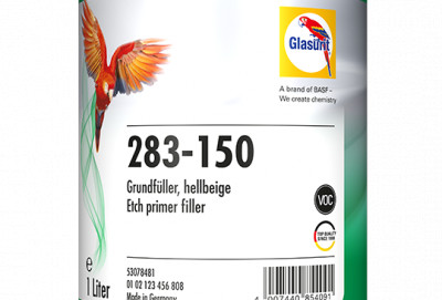 Qrunt dolğusu-Glasurit 283-150