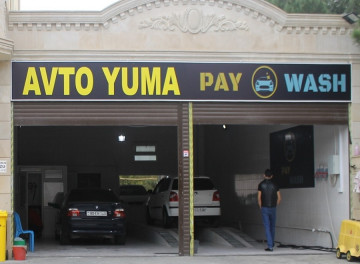 PAY WASH