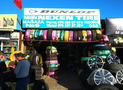 Dunlop Nexen Tire - Təkər Mağazası