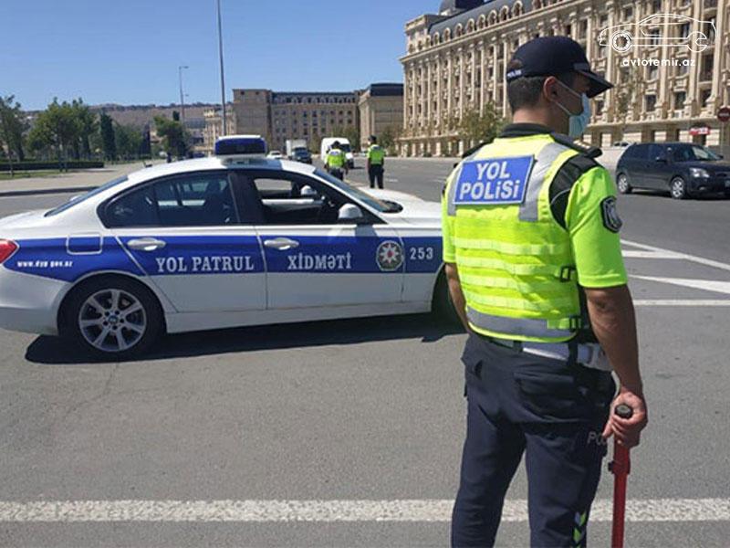 Yol Polisi vətəndaşlara çağırış etdi