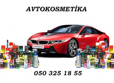 Avto Kosmetika - Avtomobil mayeləri
