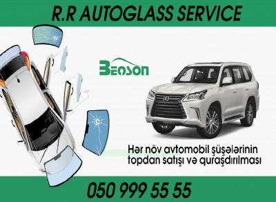 R.R AutoGlass Avto Şüşə