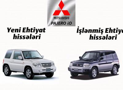 Mitsubishi Pajero İO - Ehtiyat hissələri