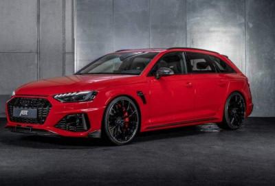ABT Sportsline Audi RS4 üçün tüninq dəstini hazırlayıb