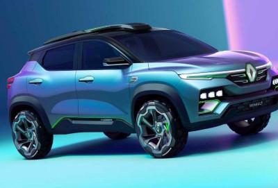 Renault yeni yığcam krossover hazırlayır