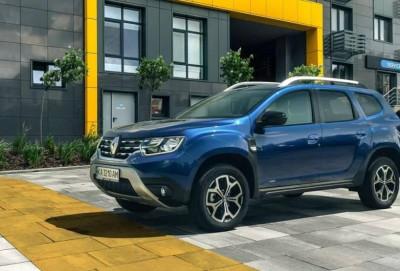 Renault yeni Duster modelinin təqdimatına hazırlaşır
