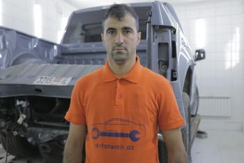 Yasif Həsənov