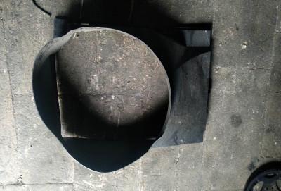 Radiator korpusu - 2.4 - W210