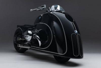 """BMW iri """"burun dəlikləri"""" olan motosiklleti təqdim etdi"""