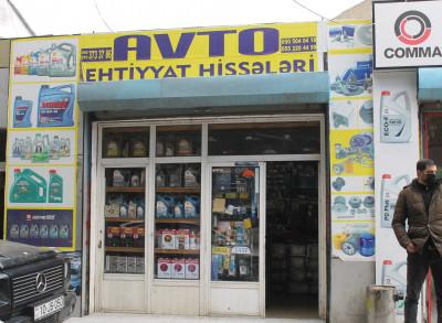 Avto Ehtiyat hissələri - 7-ci mkr