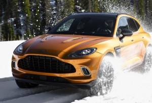 Aston Martinin yeni modeli qoşulan hibrid olacaq