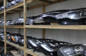 Audi Rəşad 089 - Volkswagen və Audi Ölüxanası