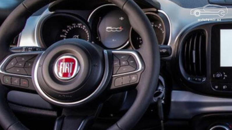 """""""Fiat"""" """"Google"""" ortaqlığı ilə yeni avtomobil istehsalına başlayıb"""