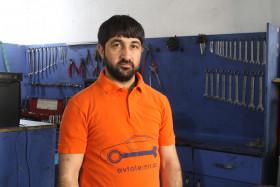 Rövşən Ömərov