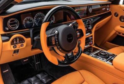 """""""Rolls-Royce"""" üçün tüninq dəstini hazırlanıb"""