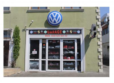 Volkswagen Audi Garage -  Işlənmiş ehtiyat hissələri