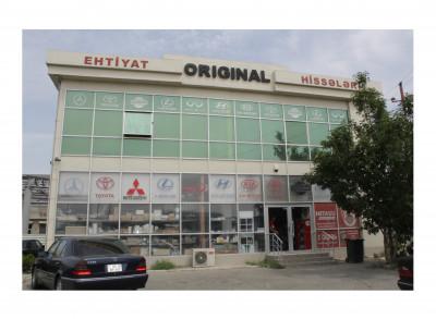 Original Ehtiyat Hissələri