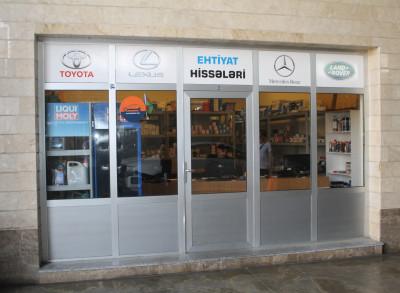 Kerba Servis Mağazası
