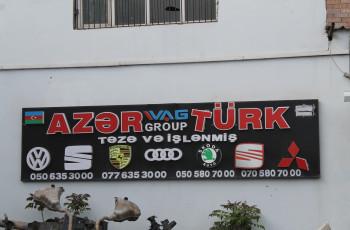 Azər Türk VAG Group - İşlənmiş Ehtiyat Hissələri