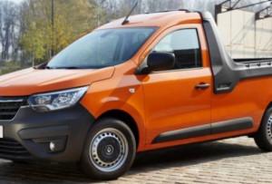 """""""Renault Express"""" model xəttində pikap peyda olub"""