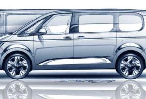 """""""Volkswagen"""" yeni modelinin dizaynını nümayiş etdirib"""