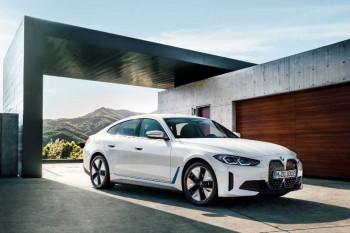 BMW i4 modelini rəsmi olaraq təqdim edib