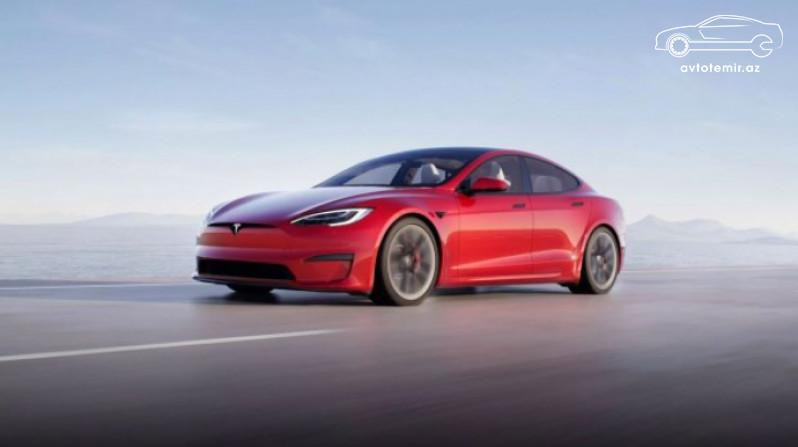 """""""Tesla"""" Model S Plaid Plus istehsalından imtina edib"""
