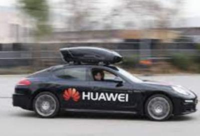 """""""Huawei"""" elektromobillərlə məşğul olacaq şirkət yaradıb"""