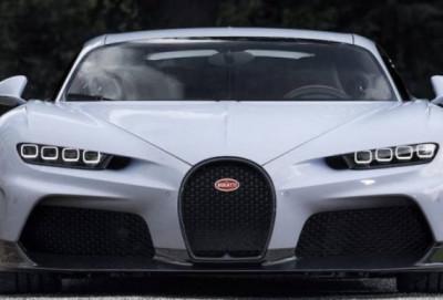 """""""Bugatti"""" yeni modelini təqdim edib"""