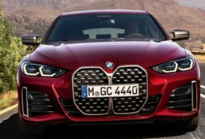 """Yeni """"BMW"""" modeli təqdim olunub"""
