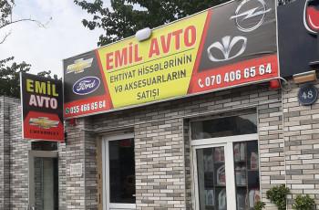 Emil  Avto  Ehtiyat hissələri