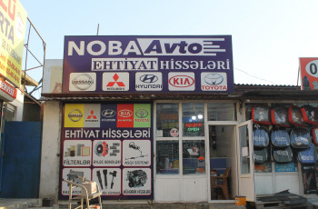 NobaAvto - Ehtiyat hissələri