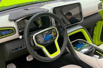 Çin şirkəti Haval yeni X Dog SUV modelini göstərdi
