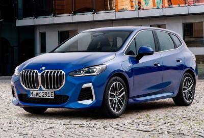 BMW, yeni nəsil kompaktven BMW 2-Series Active Tourer təqdim etdi